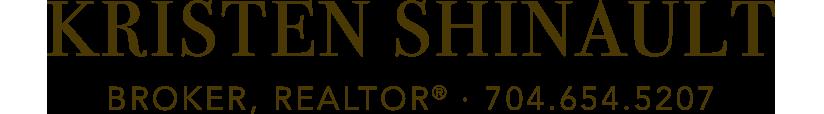 Kristen Shinault | Broker, REALTOR® Logo