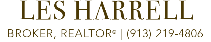 Les Harrell, Broker, REALTOR®