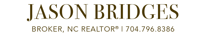 Jason Bridges, REALTOR®, Broker