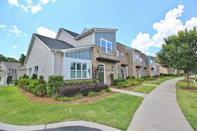 Brightwalk Townhome Row