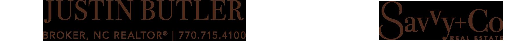 Justin Butler, Broker, NC REALTOR® Logo