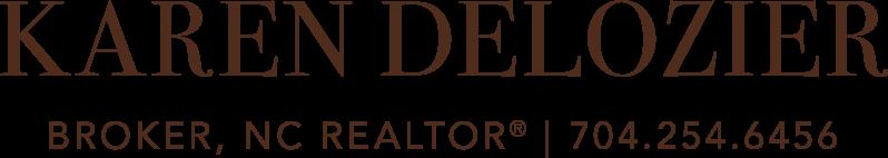 Karen Delozier | Broker, REALTOR® Logo