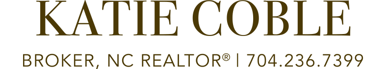 Katie Coble | Broker, REALTOR® Logo