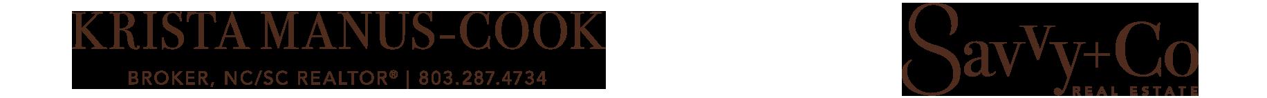 Krista Manus, Broker, NC REALTOR® Logo