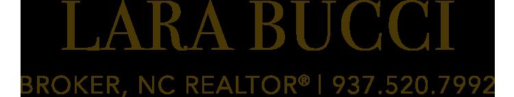 Lara Bucci | Broker, NC REALTOR® Logo