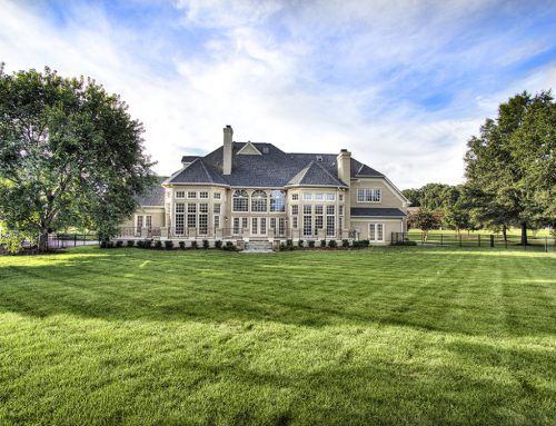 Magnificent Estate Style Home at 5627 Providence Country Club Dr