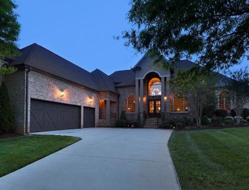 Stunning Chatelaine Brick and Stone European Home with Modern Touches!