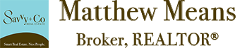 Matthew Means, Broker, REALTOR®