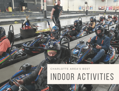Charlotte Area-Winter Indoor Activities