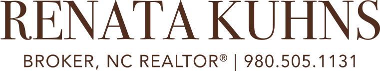 Renata Kuhns, Broker, NC/SC REALTOR® Logo
