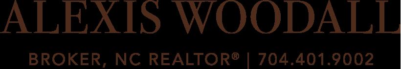 Alexis Woodall | Broker, REALTOR® NC/SC Logo