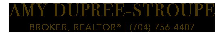 Amy Dupree-Stroupe | Broker, REALTOR® Logo