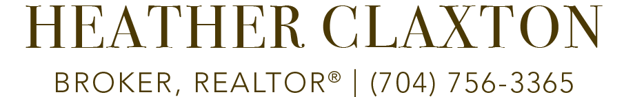 Heather Claxton, Broker, REALTOR® Logo