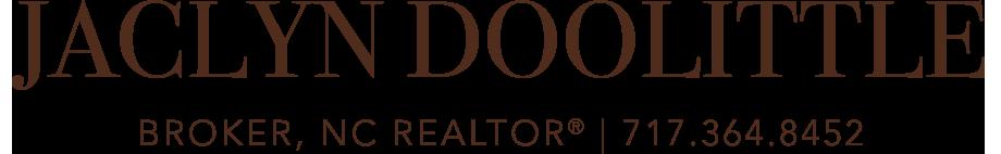 Jaclyn Doolittle, Broker, NC REALTOR® Logo