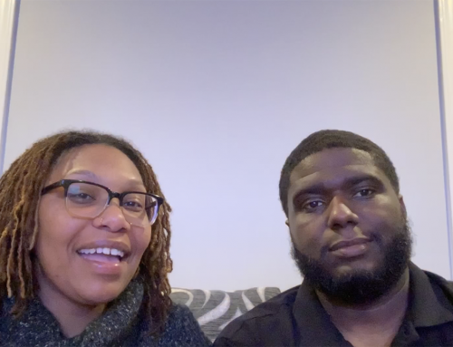 Happy Home Buyers: Tempestt and Brandon Adams