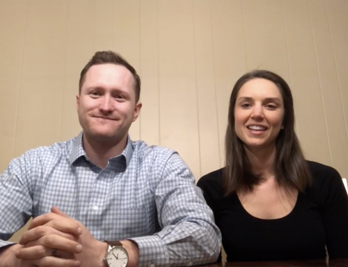 Happy Home Buyers: Michelle and Eric Mello
