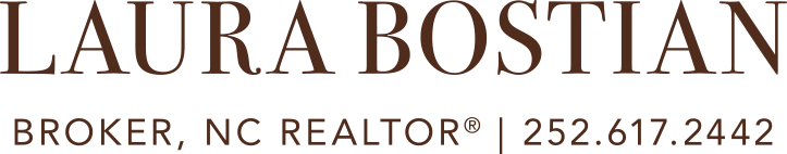 Laura Bostian, Broker, NC REALTOR® Logo
