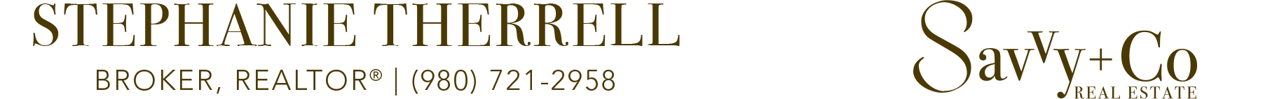 Stephanie Therrell Logo