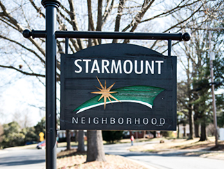 Featured Neighborhood: Starmount