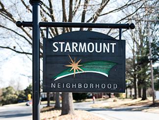 Featured Neighborhood: Starmount
