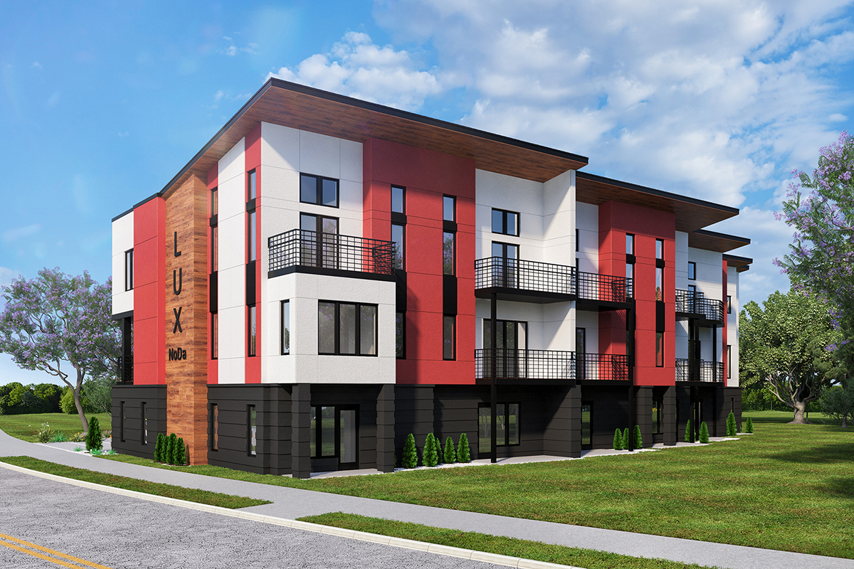 Six New Luxury Townhomes Coming Soon to NoDa by Artistic Contractors