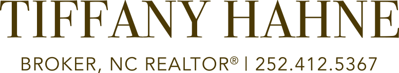 Tiffany Hahne, Broker, NC REALTOR®